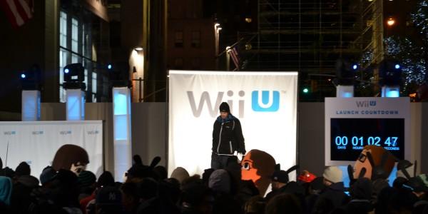 Wii U New York satış etkinliği