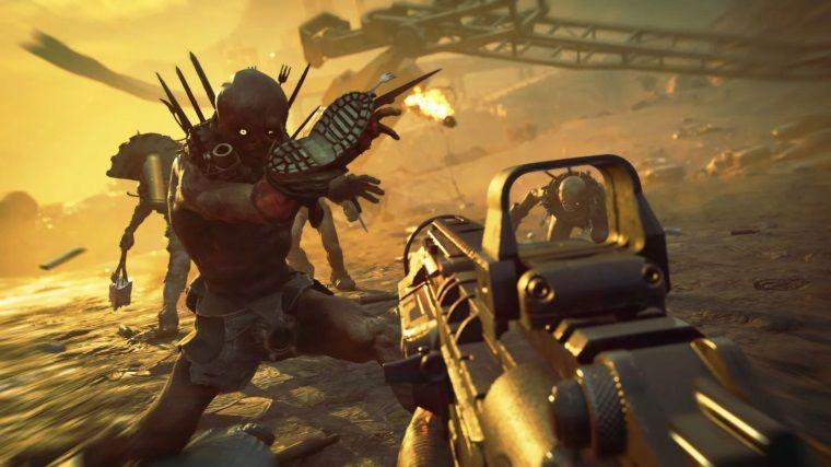 Bethesda'nın yeni oyunu Rage 2'de çevrim içi oyun modları var mı?