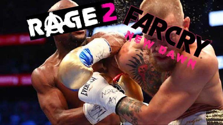 RAGE 2 ile, Far Cry New Dawn Twitter'da birbirine girdi
