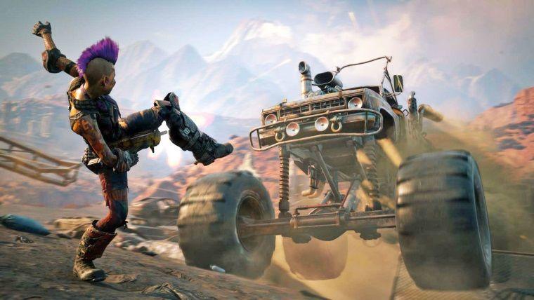 RAGE 2'nin 16 dakikalık yeni oynanış videosu yayınlandı