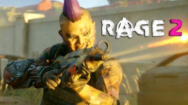 RAGE 2'nin yeni videosunda silahlara ve yeteneklere yakından bakıyoruz