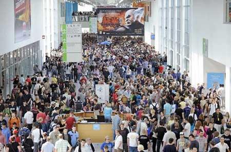 Gamescom 2011'i yüz binler ziyaret etti