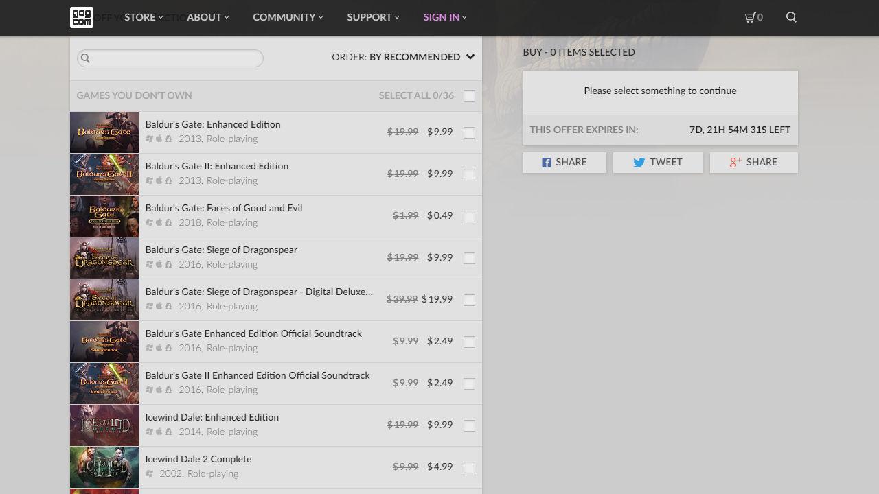Eye of Beholder üçlemesi GOG üzerinde kısa süre için ücretsiz oldu