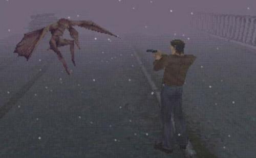 Silent Hill severler, buyrun