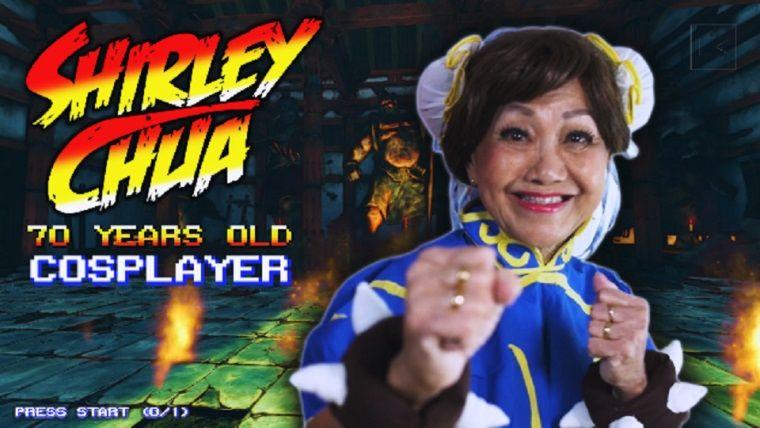 70 yaşında Cosplayer oldu!