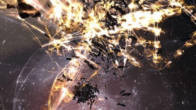 EVE Online'da 3.500 oyunculu savaş...