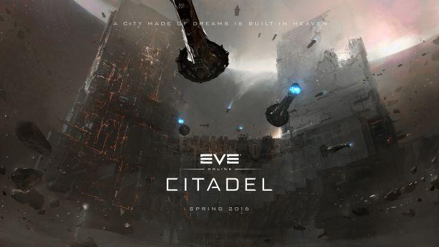 Eve Online'nın Citadel isimli yeni ek paketi haftaya geliyor