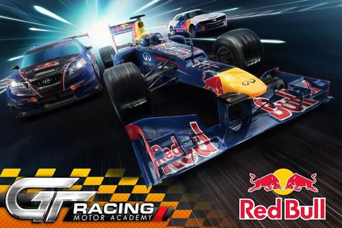 Red Bull ile Gameloft birlikte bu oyunda