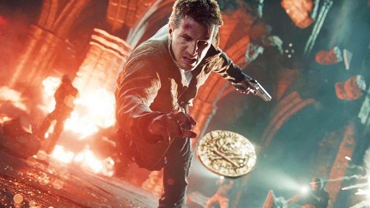 Uncharted filminin gösterim tarihi erkene alındı