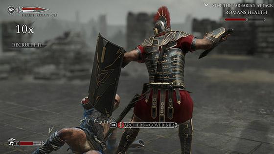 Ryse: Son of Rome, neden PlayStation 4'e çıkmayacak?