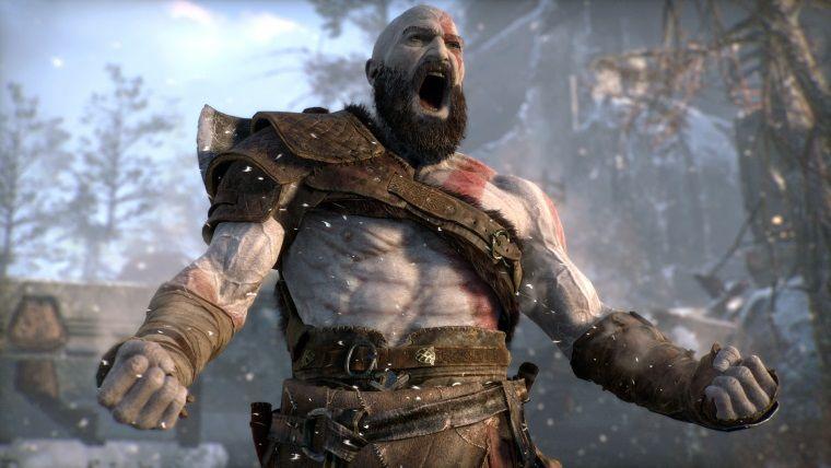 PlayStation, God of War için 15 dakikalık oynanış videosu yayınladı
