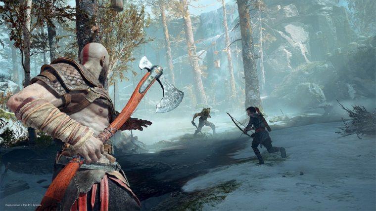 God of War'da yükleme ekranlarının olmayacağı açıklandı