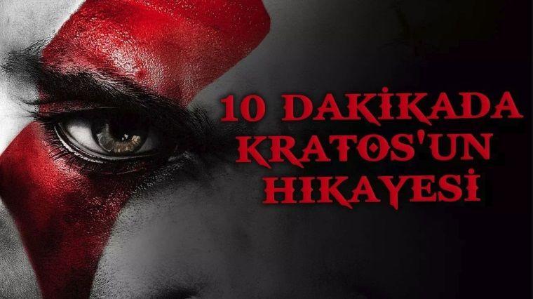 Yeni God of War'dan önce Kratos'un hikayesini özetliyoruz