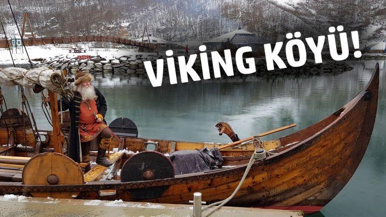 God of War lansmanı için Norveç'te Viking köyüne gittik!