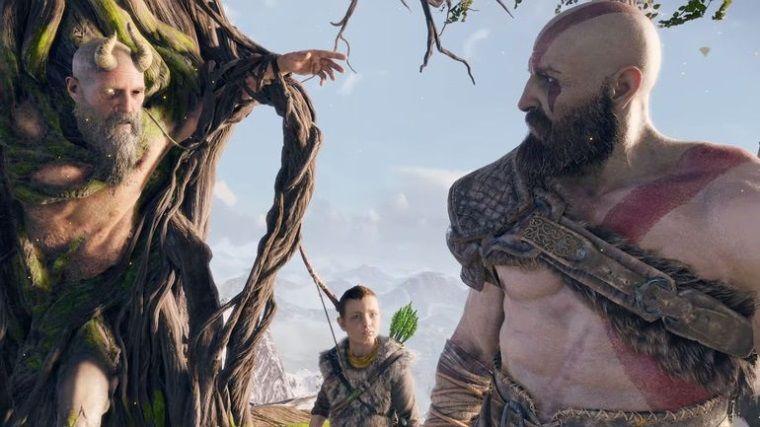 God of War, PS4'e çıkmadan önce mobil platform için çıktı