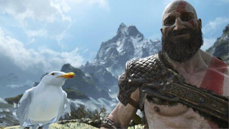 God of War'un fotoğraf modu beklediğinizden daha iyi olacak