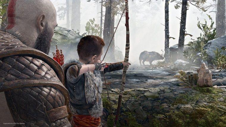 Yeni God of War, satış listelerinde adeta patlama etkisi yaptı