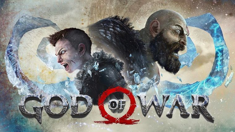 Türk sanatçı Ertaç Altınöz'ün, God of War çizimi harika!