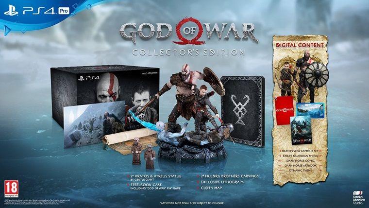God of War'un koleksiyon sürümü, Türkiye'de kara borsaya düştü