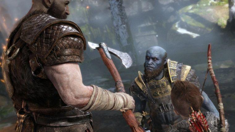Yeni God of War, satışlarda liderliğini hala sürdürüyor