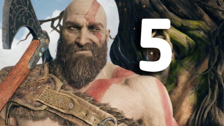 God of War, 5 milyon satış rakamını geride bırakmayı başardı