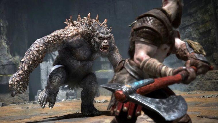 God of War'da aslında çok daha fazla boss savaşı varmış