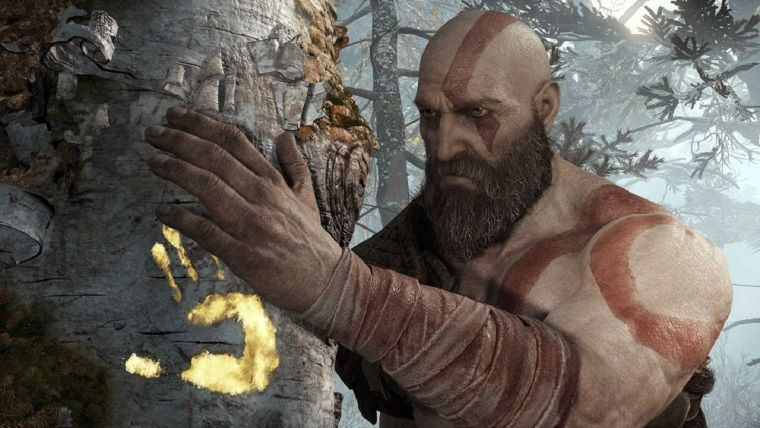 God of War için PS5 güncellemesi yayınlandı