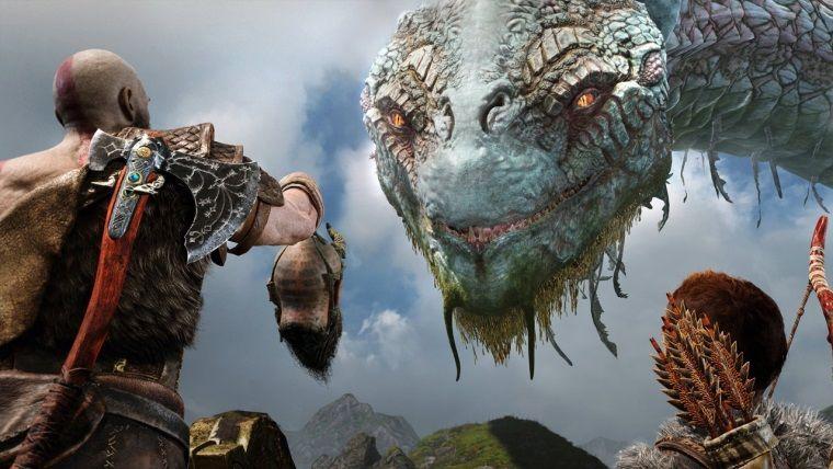 God of War PS4, PS4 PRO ve PS5 karşılaştırma videosu