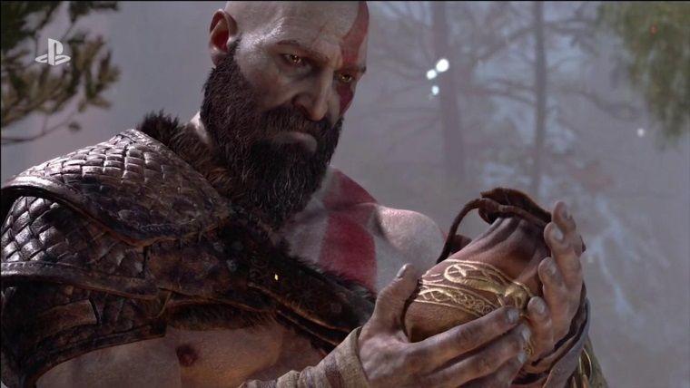 God of War içerisinde cinsellik olacak mı?