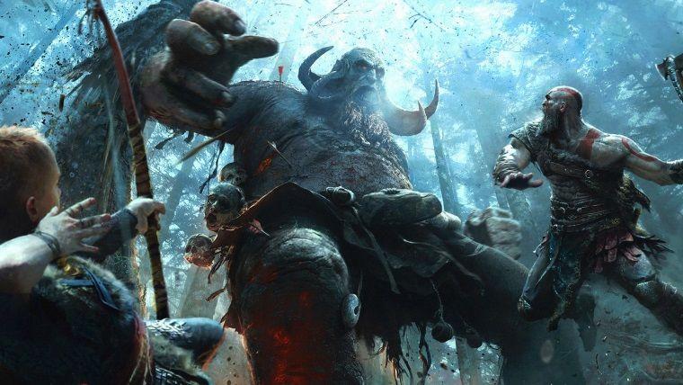 Facebook üzerinden God of War oynamak ister misiniz?