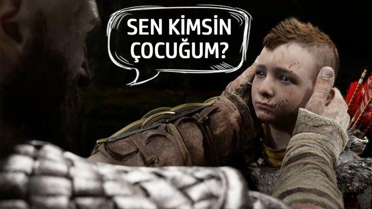 God of War'un yeni karakteri Atreus kimdir?