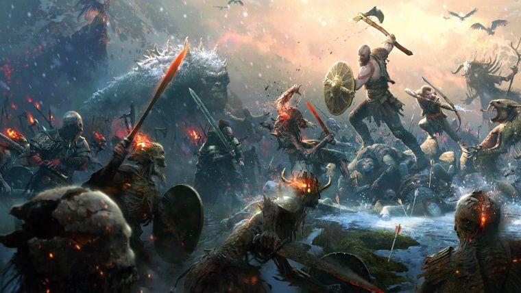 Yeni God of War'da mikro ödeme olup olmayacağı belli oldu