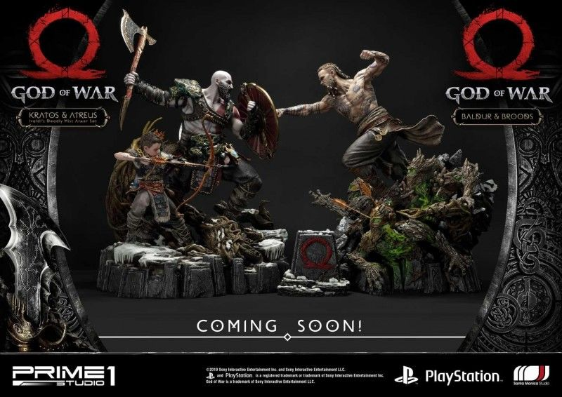 God of War'un yeni Baldur figürü tam 1.200$ olacak