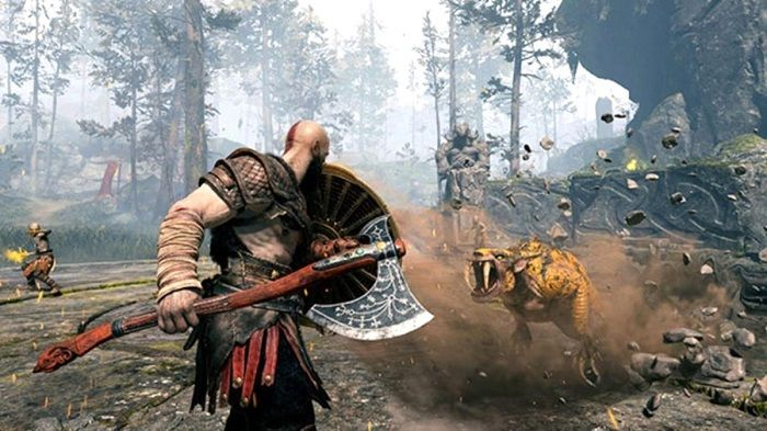 God Of War Playstation Now sistemine eklendi