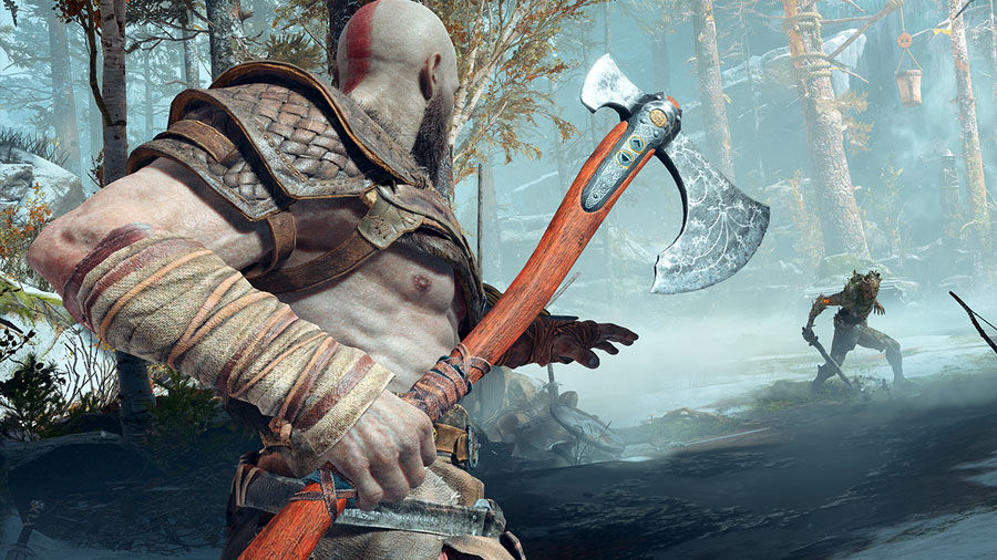 Kratos'un baltasını tasarlayan God of War yapımcısı hayatını kaybetti