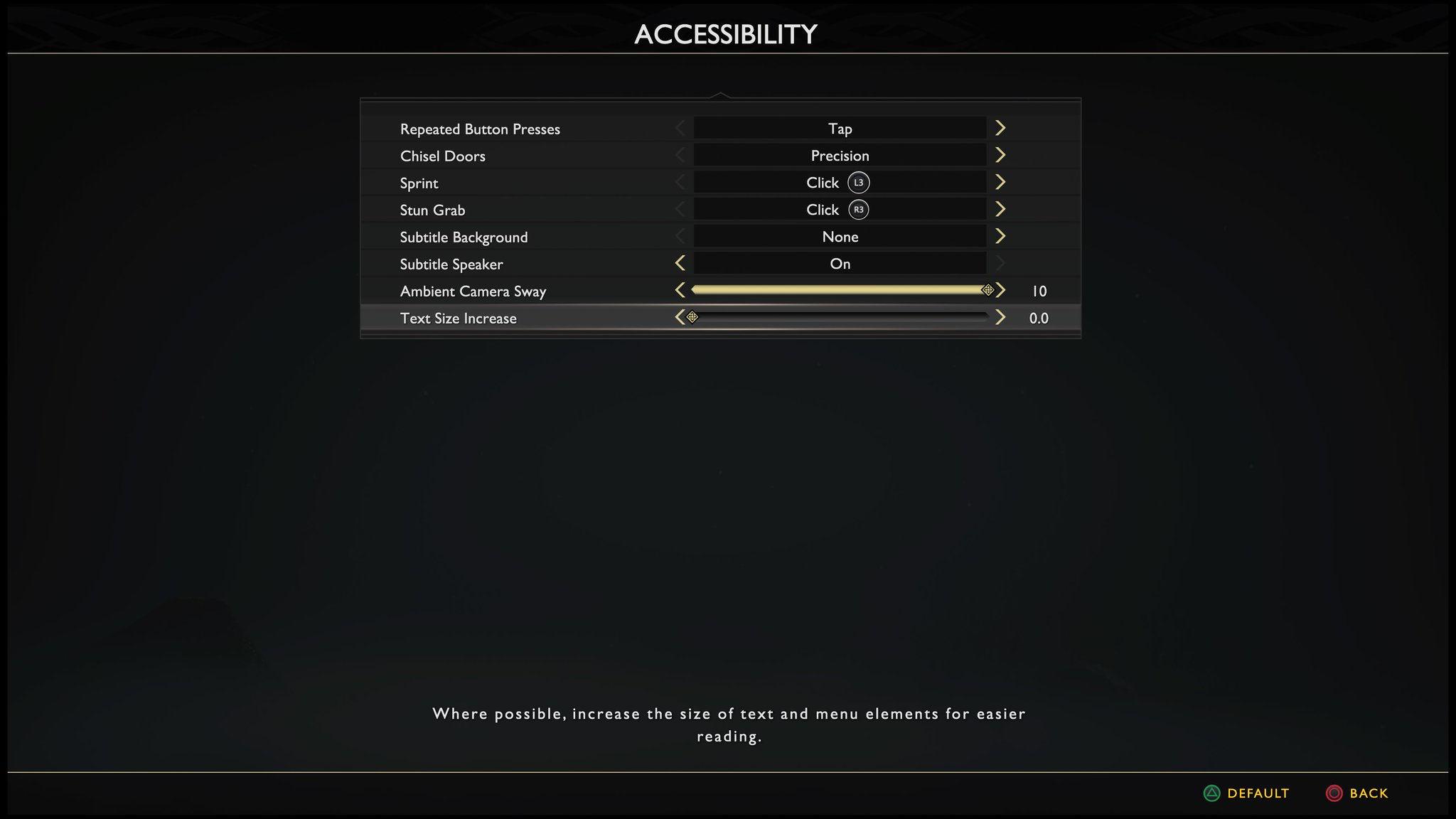 God of War'un eleştirilen ufak altyazı problemi düzeltiliyor