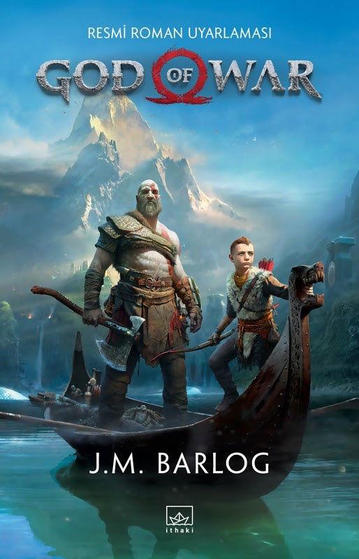 Kratos'un Son Macerası Kitap oldu: God of War'ın Kitabı Türkçe olarak satışa çıktı