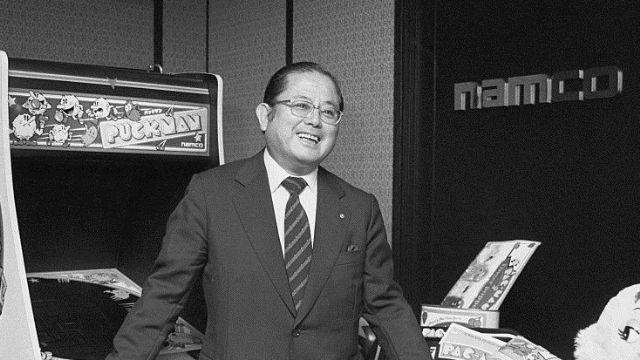 Pacman yapımcısı, Namco kurucusu hayatını kaybetti