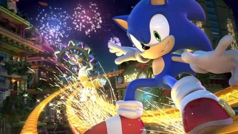 Sonic 30. yaş günü yeni oyunlar ve ürünler ile kutlanıyor