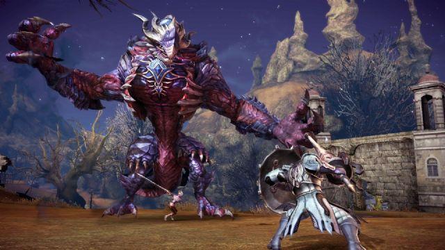 Ücretsiz MMORPG TERA, PlayStation 4 ve Xbox One'a geliyor