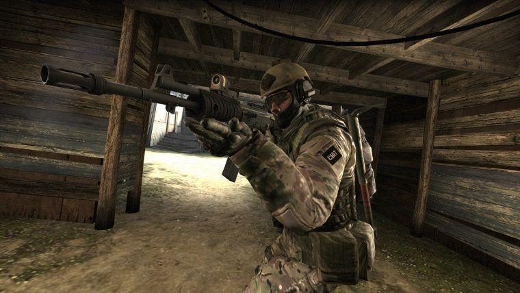 Counter Strike'ın VR ile nasıl göründüğünü merak ettiniz mi?