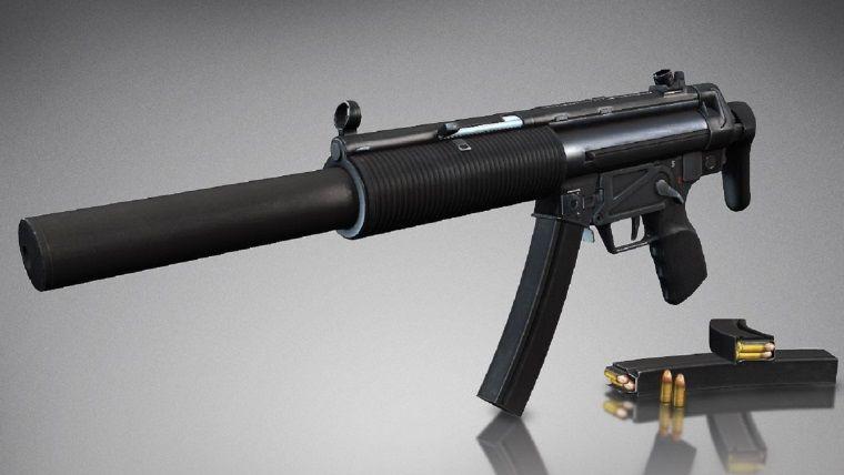 Counter Strike'ın yadigar silahı MP5, bu kez CS: GO için geldi
