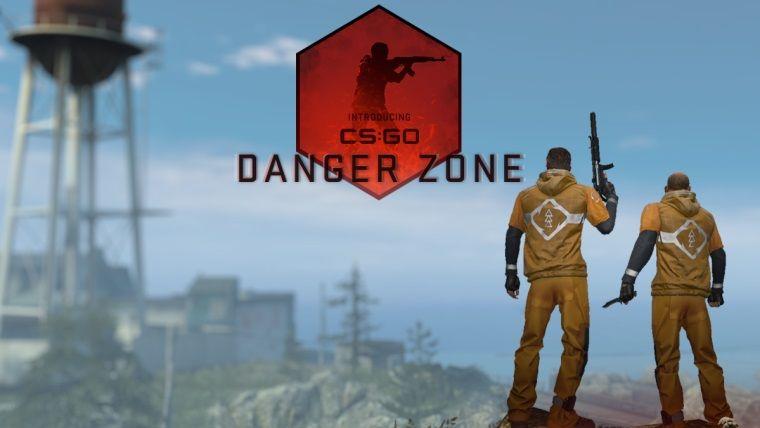 CS GO ücretsiz oldu. Battle Royale Modu Danger Zone geldi!