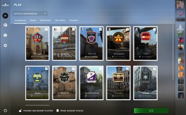 Counter Strike: GO'nun arayüzünde büyük bir değişiklik yaşandı