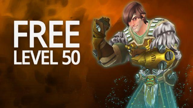 Wildstar'da ücretsiz level 50 yükseltmesi isteyen?