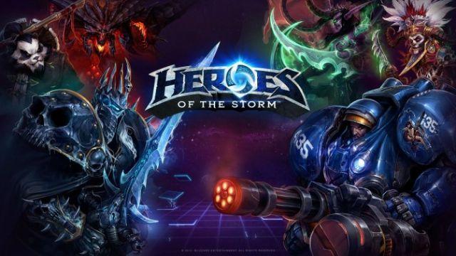 Oyun açıklaması ve sistem gereksinimleri Fırtına Heroes