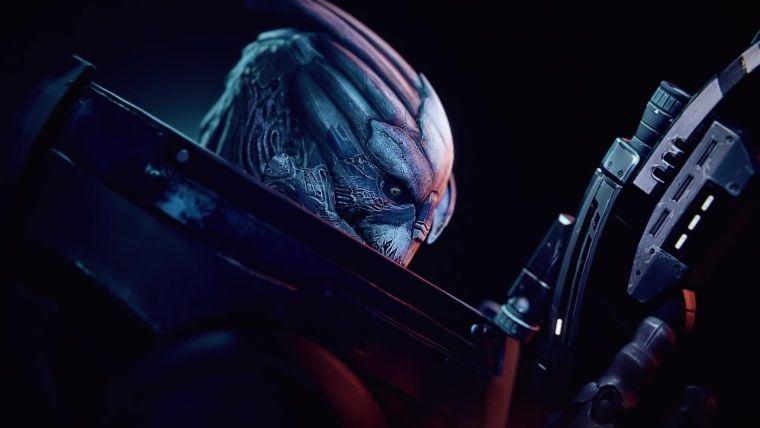 Mass Effect Legendary Edition karşılaştırma videosu yayınlandı
