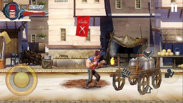 Bağımsız Türk yapımcının mobil oyunu: Osmanlı Tokadı yayınlandı