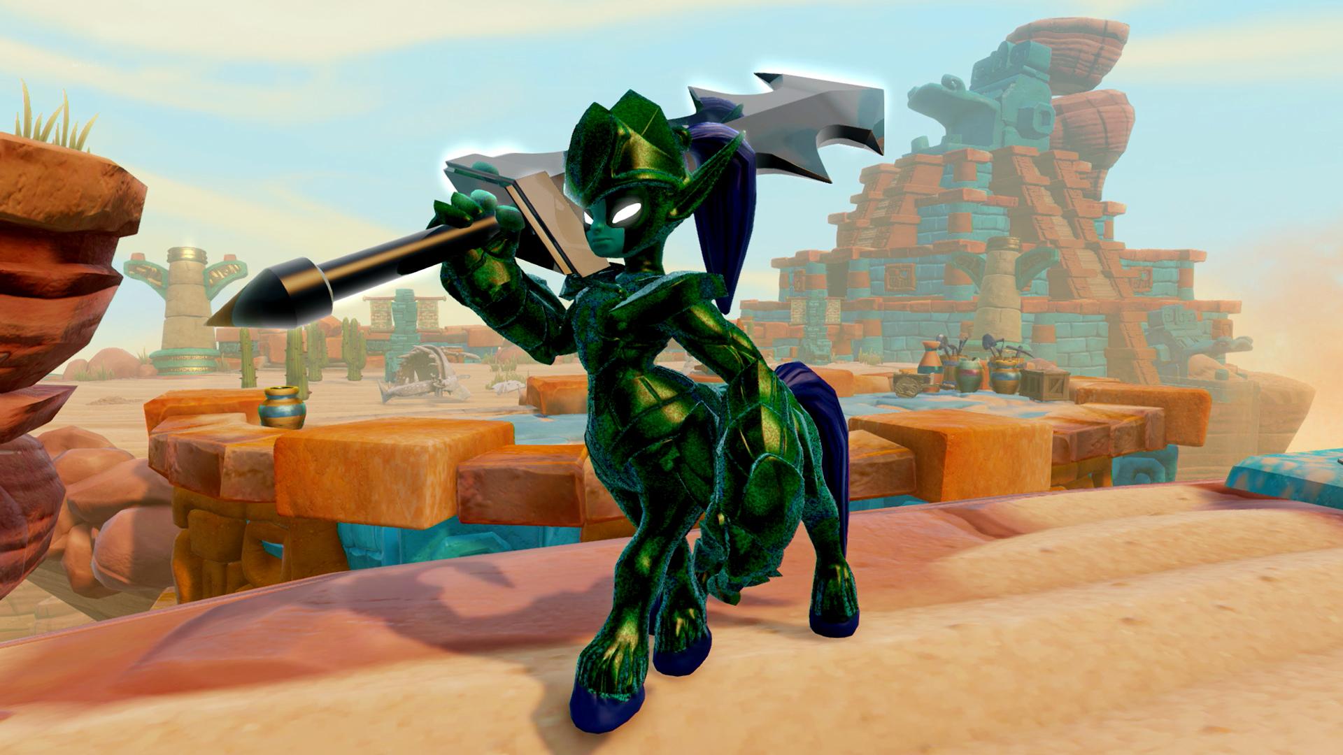 Skylanders serisi tarihinde ilk kez, iki yeni element birden sunuyor!
