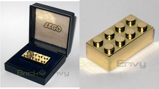 Dünyanın en pahalı LEGO parçası